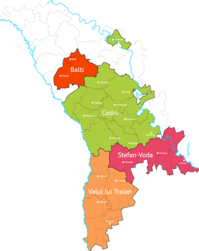 Moldavische wijn